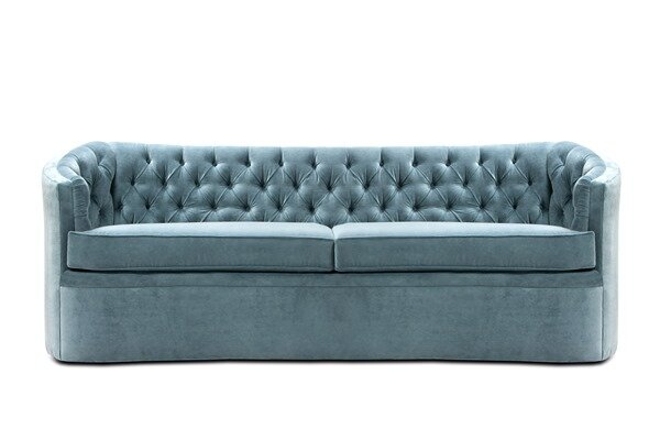 Rothbury Chesterfield Sofa by Everly Quinn