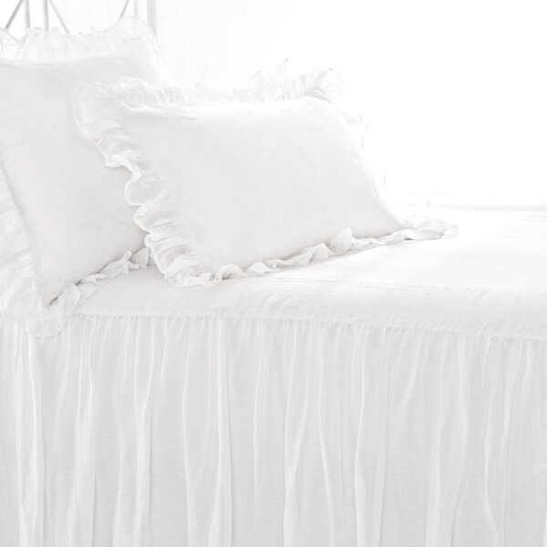 Abshire Linen Gauze Bedspread Collection