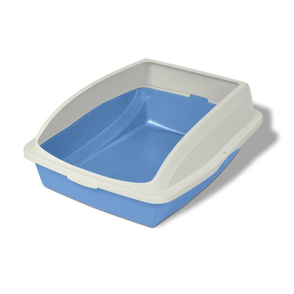Large Framed Cat Litter Pan by Van Ness