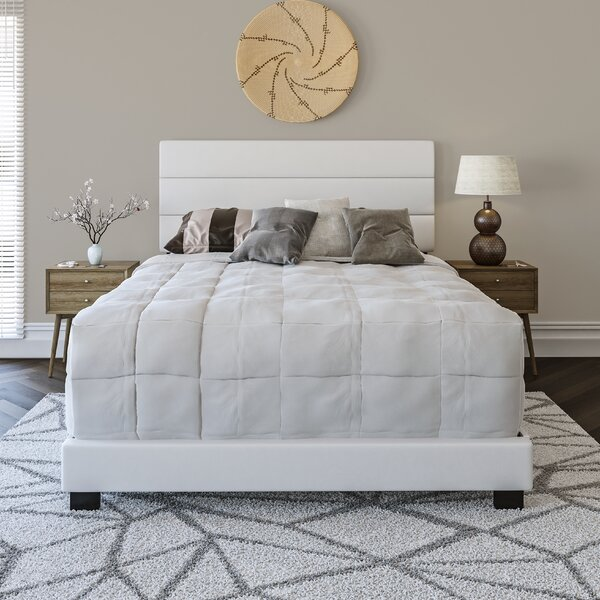 Fresh Juana Upholstered Platform Bed By Brayden Studio 2019 Sale