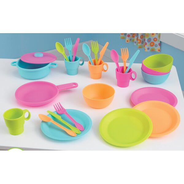 27 Piece Cookware Play Set by KidKraft