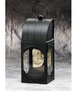 Reviews 900 Series 1-Light Outdoor Wall Lantern By Brass Traditions