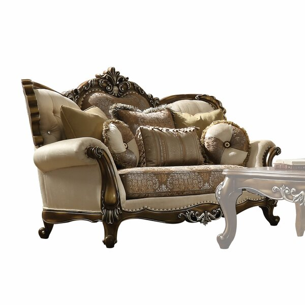 Internet Order Simpson Loveseat by Astoria Grand by Astoria Grand