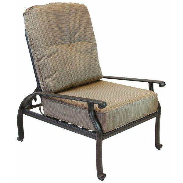 Kristy Adjustable Club Chair by Darby Home Co