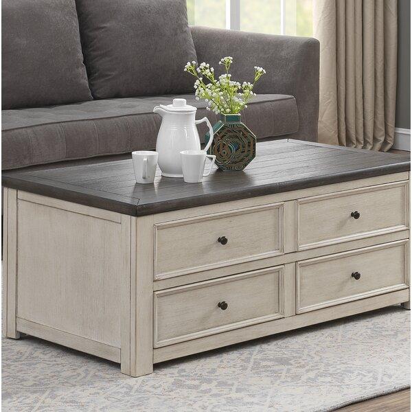 Bernard Lift Top Coffee Table with Storage by Ophelia & Co. Ophelia & Co.