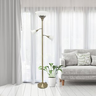 M LA HART NCAA Unisex-Adult Brass /& Marble Lamp