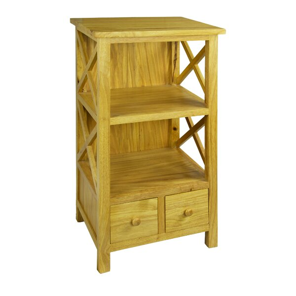 Crosshatch Standard Bookcase by Antique Revival