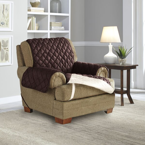 Serta Ultimate Waterproof Box Cushion Armchair Slipcover by Serta