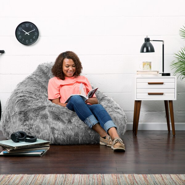 Big Joe Teardrop Bean Bag Chair by Comfort Research
