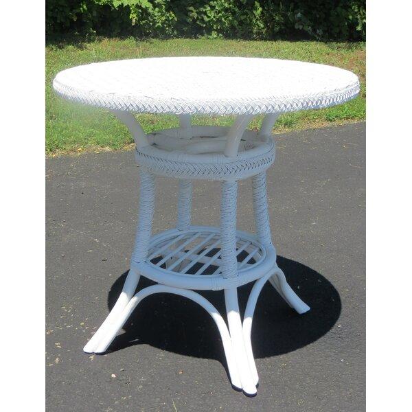 Victorian End Table by Yesteryear Wicker Yesteryear Wicker