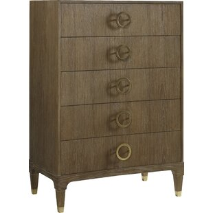 Atherton 5 Drawer Chest By Brownstone Furniture