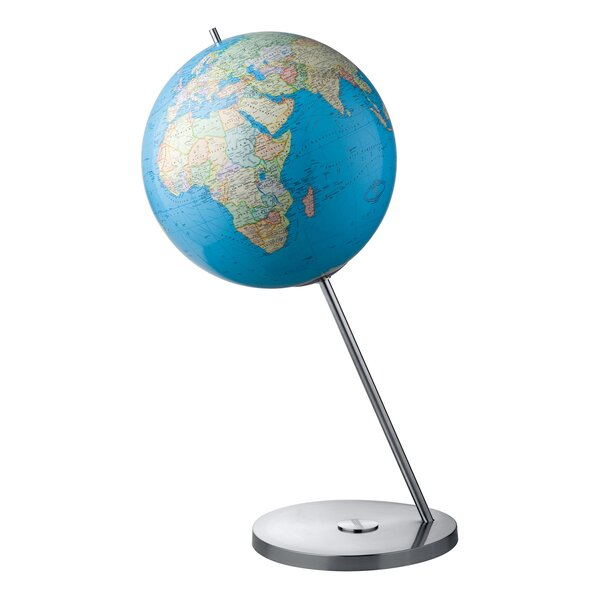 Munich Duo Illuminated Floor Globe by Columbus Globe