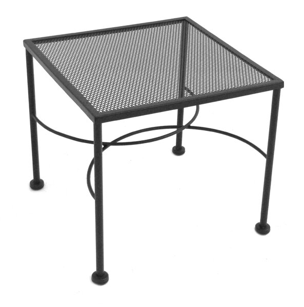Iron Side Table by Meadowcraft