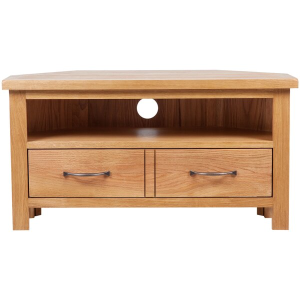 Solid Wood TV Stand For TVs Up To 32