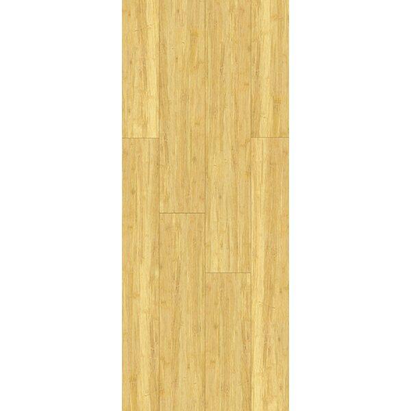 5 Engineered Bamboo Flooring in Honey by Bamboo Hardwoods