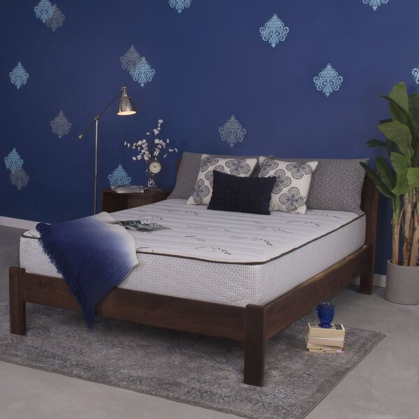 10 Firm Latex Mattress by Alwyn Home