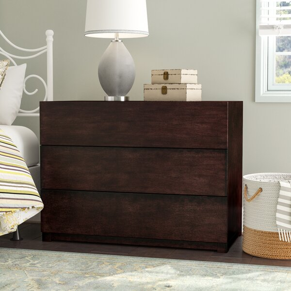 Bohy 3 Drawer Chest by Latitude Run