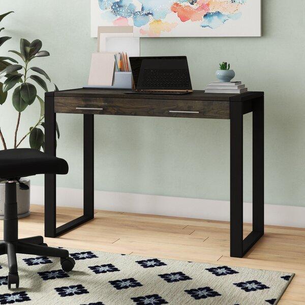 Harriett Solid Wood Writing Desk