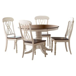 Alberta 5 Piece Dining Set By Kingstown Home