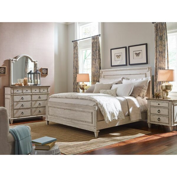 Dicha Panel Bed by Ophelia & Co.