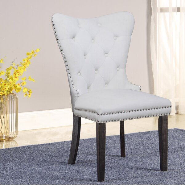 Bargain Ratchford Upholstered Dining Chair (Set Of 2) By Darby Home Co 2019 Sale