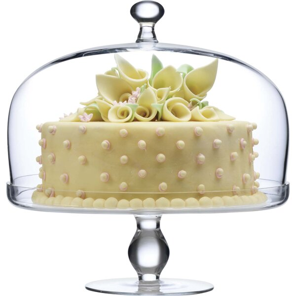Modern & Contemporary Cake Stand Dome | AllModern