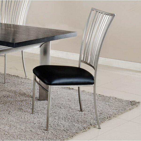 Ashtyn Upholstered Dining Chair (Set of 2) by Orren Ellis Orren Ellis