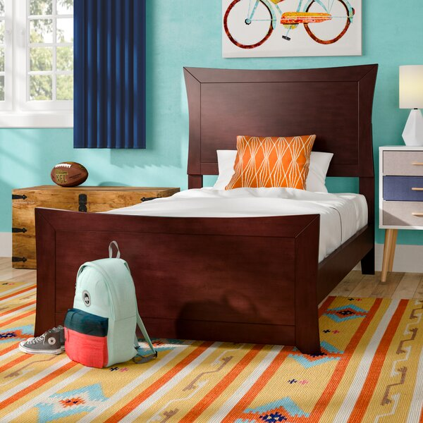 Maryanne Twin Panel Bed By Viv + Rae by Viv + Rae Coupon
