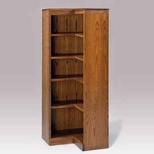 200 Signature Series Inside Corner Unit Bookcase by Hale Bookcases
