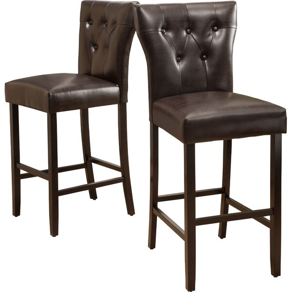 Gilland 30 Bar Stool (Set of 2) by Darby Home Co