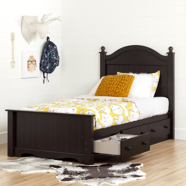 Savannah Twin Mates & Captains Bed with Drawers by South Shore