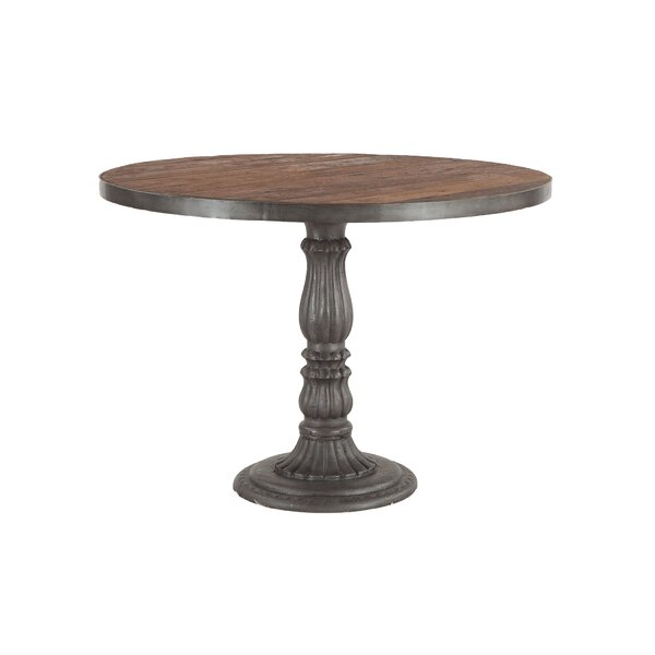 Chute Dining Table by Gracie Oaks
