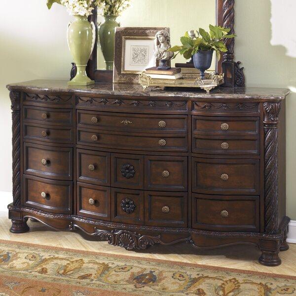 Chapell 9 Drawer Standard Dresser/Chest by Astoria Grand