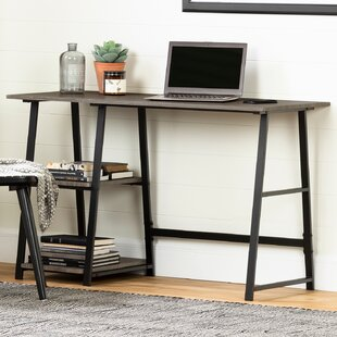 Evane Industrial Writing Desk