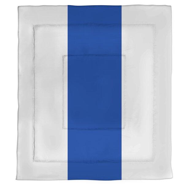 New York NYC Hockey Single Reversible Comforter
