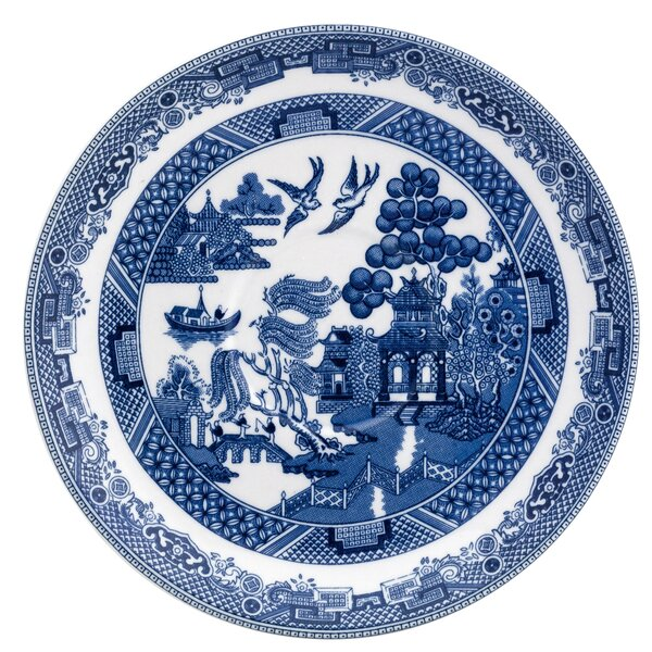 Willow Blue Saucer (Set of 6) by Johnson Brothers