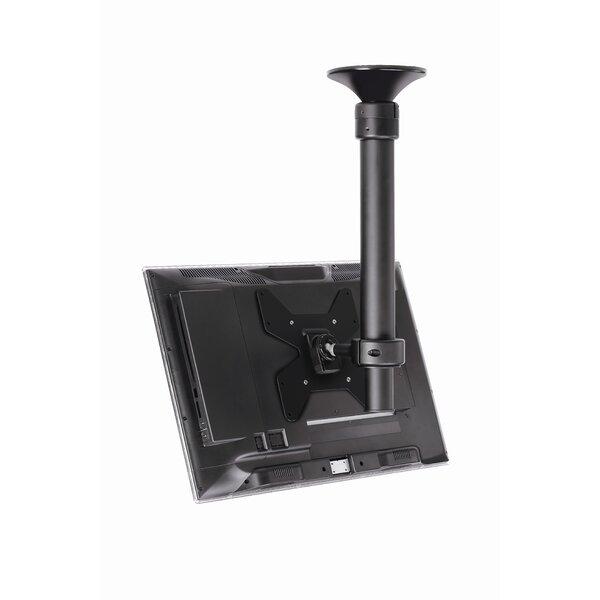 Telehook Tilt / Swivel Short Ceiling Mount for LED / Plasma / LCD by Atdec