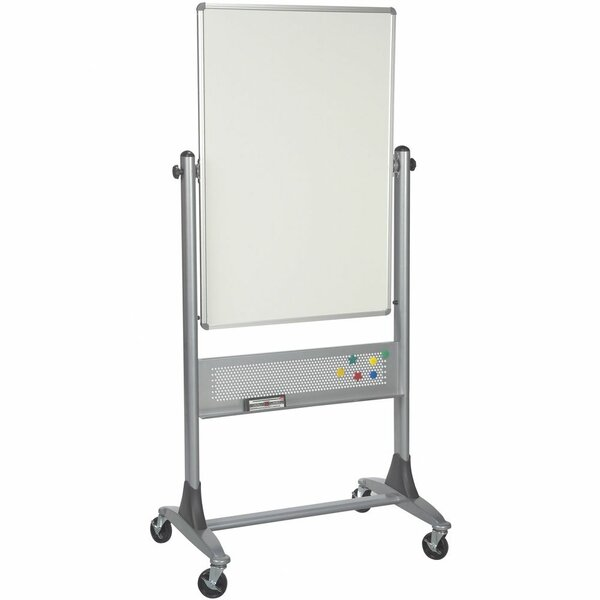 Dura-Rite Two Sided Reversible Free Standing Whiteboard by Best-Rite®