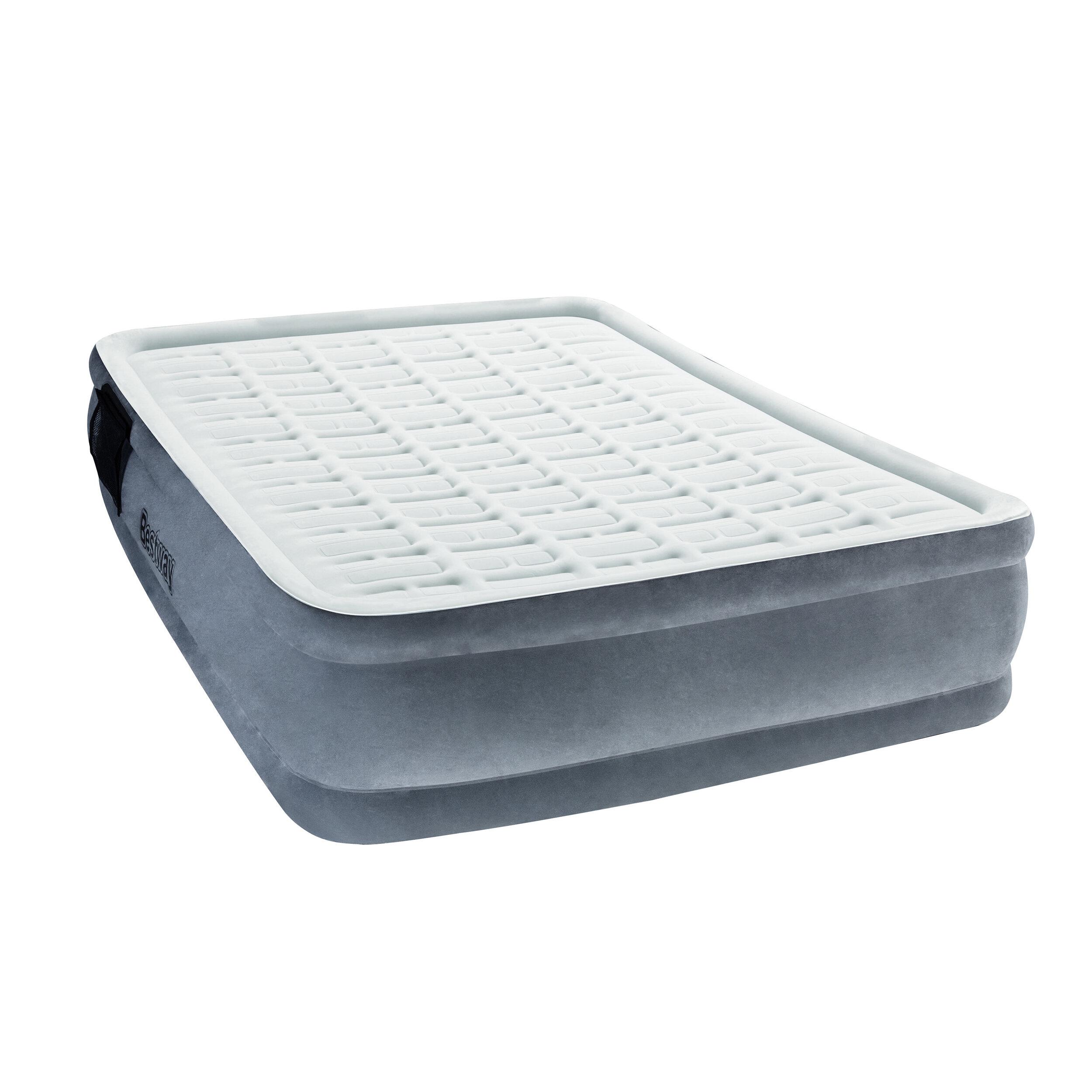 inflatable camping quechua comfort id person mattress air