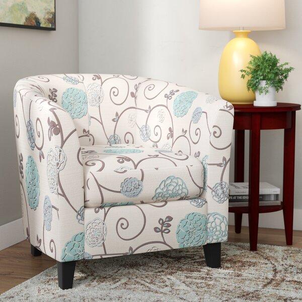 Sophia Barrel Chair by Andover Mills