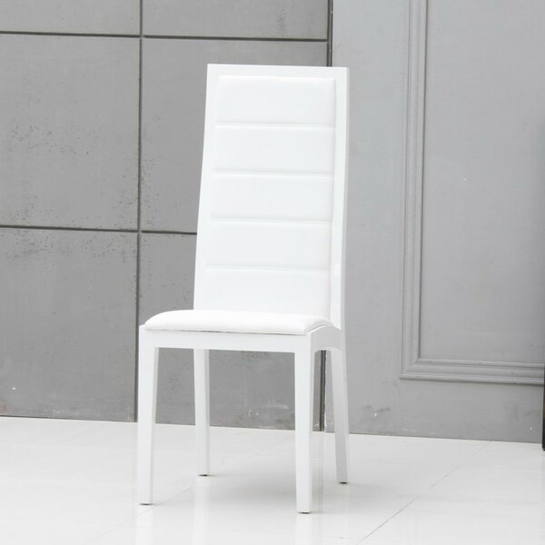 Camron Elegant Upholstered Dining Chair (Set of 2) by Orren Ellis