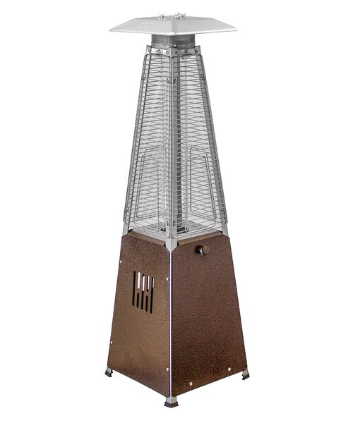 9,500 BTU Propane Tabletop Patio Heater by AZ Patio Heaters