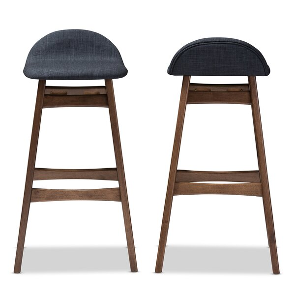 Smalley 30.03 Bar Stool (Set of 2) by Brayden Studio