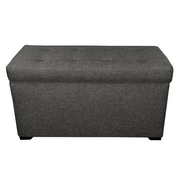 Ayleen Upholstered Storage Bench by Winston Porter