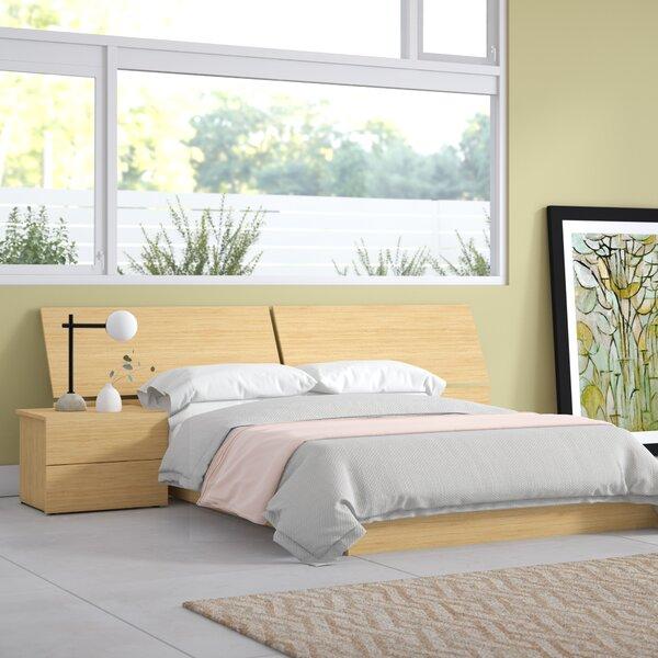Lawrenceville Platform 3 Piece Bedroom Set by Ebern Designs