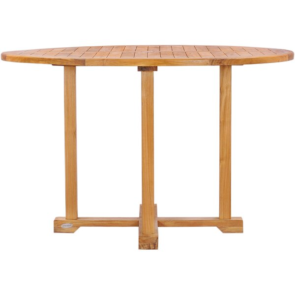 Warren Wooden Dining Table by Bayou Breeze