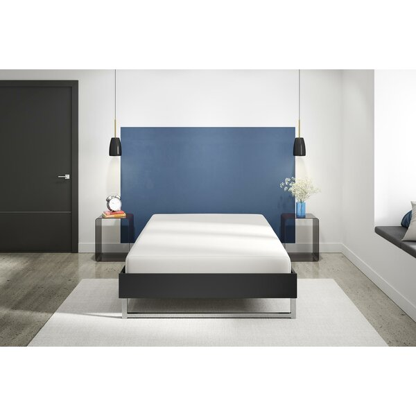 8 Medium Memory Foam Mattress by Alwyn Home