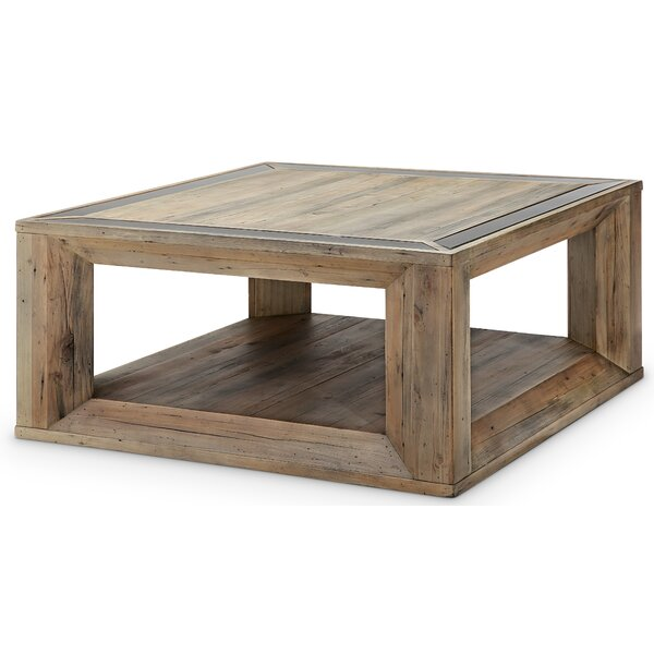 Errol Coffee Table by Millwood Pines