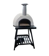 Wood Fired Pizza Oven by Rustic Natural Cedar Furniture