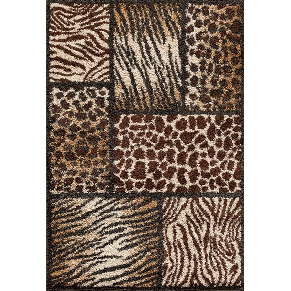 Hamilton Brown Area Rug by Threadbind